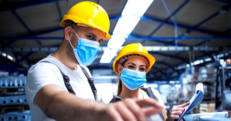 Maioria Das Indústrias Buscou Inovações Para Aumentar Competitividade Durante A Pandemia